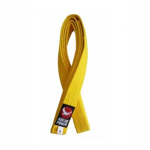 Karate Belt - Yellow