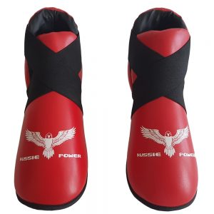 PU Foot Protector (topside) - Red