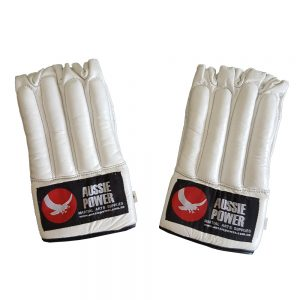 Bag Mitt (fingerless) - White