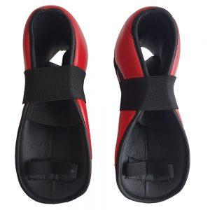 PU Foot Protector (underside) - Red