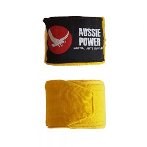 Hand Wrap - Yellow