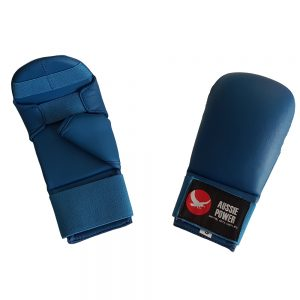 Kumite Gloves - Blue