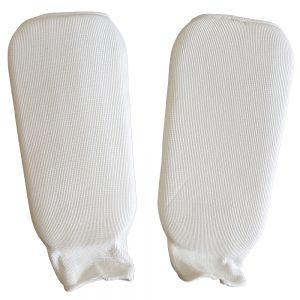 Shin Pad - White