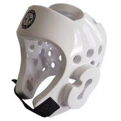 Dipped Head Guard - White