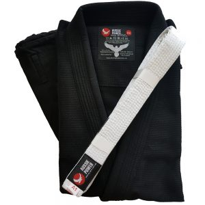 Brazilian Ju-Jitsu Uniform - Black