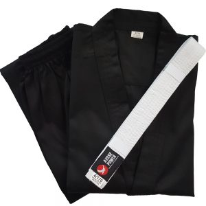 Karate Uniform - Black