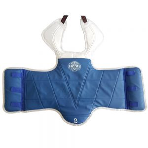 Chest Protector (blue side)