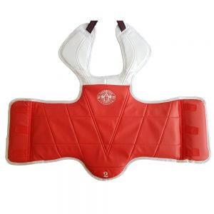 Chest Protector (red side)