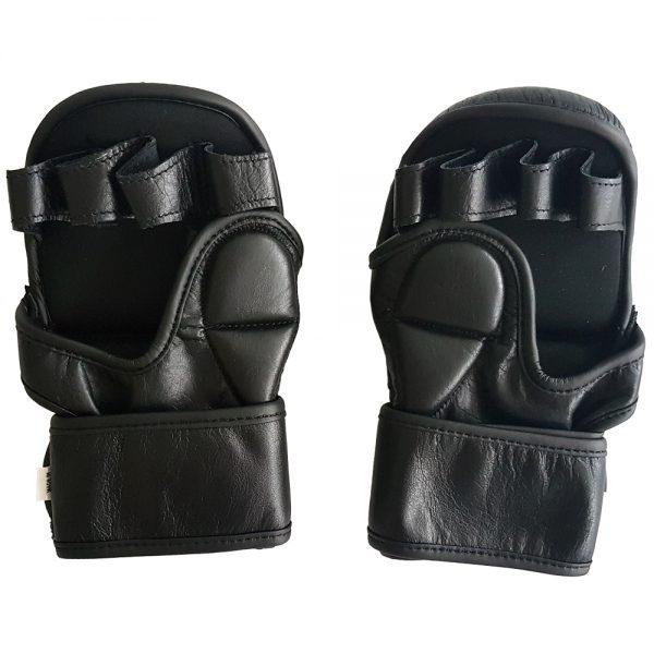 MMA Grappling Gloves - Black