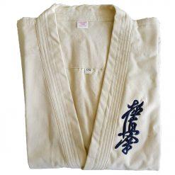 Unbleached Kyokushin Uniform