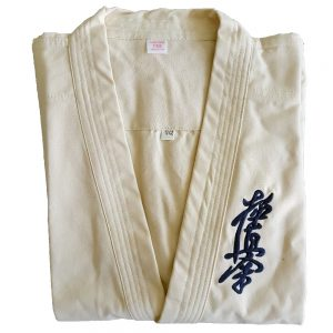 Unbleached Kyokushin Uniform